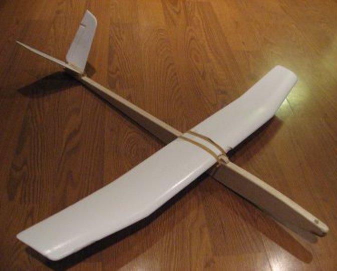 Как возвести самолет из дерева