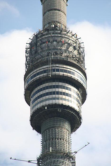 Как попасть на останкинскую <strong>башню</strong>