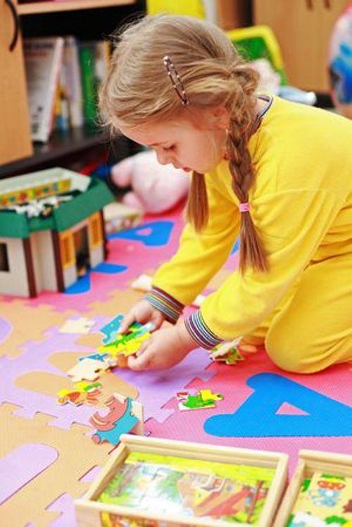 Как тренировать память ребенку