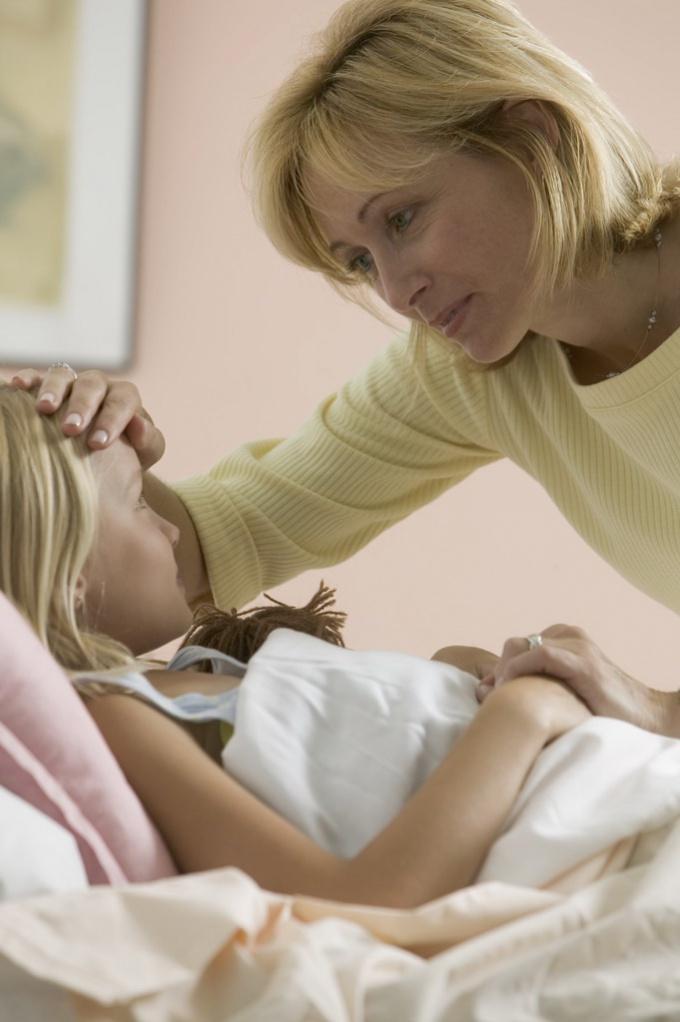 Как лечить ребенка от высокой температуры
