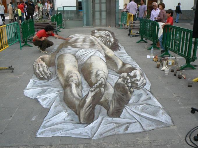 Как научиться рисовать 3D рисунки