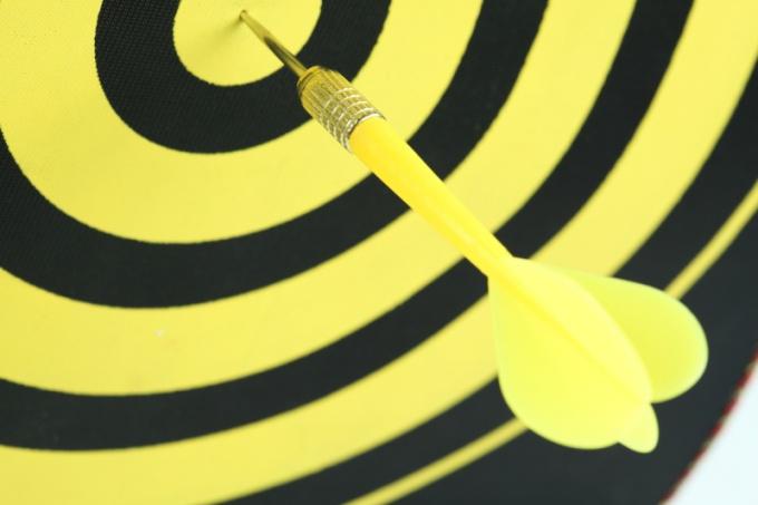 Определение цели - первый этап пути к ее осуществлению
