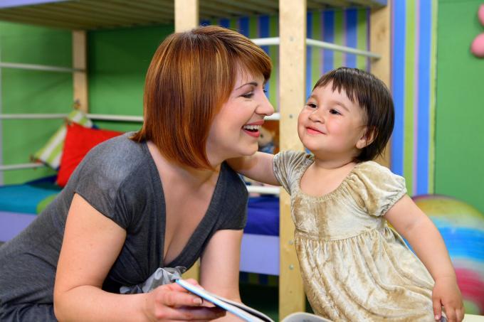 Как научить ребенка слышать