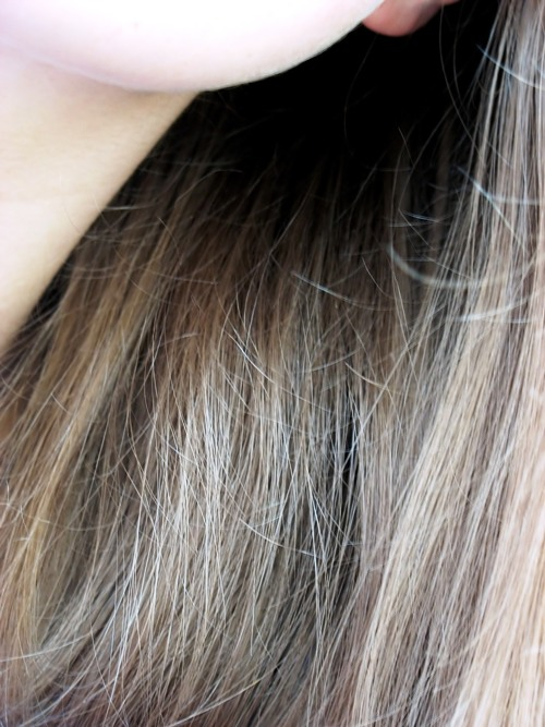 How to restore hair permed