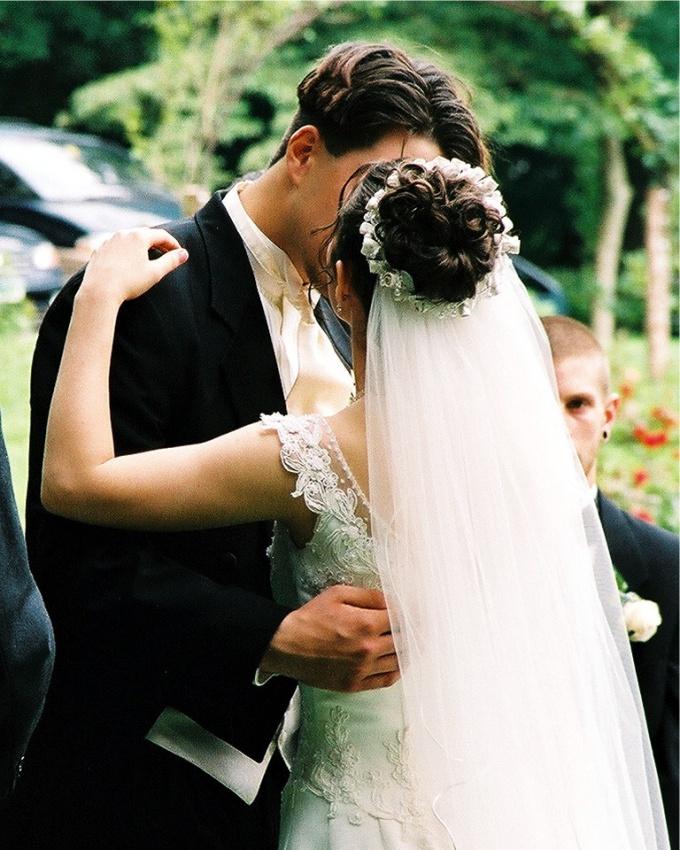Вторая свадьба должна быть совсем не такая, как первая.