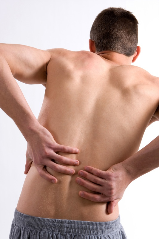 How to treat the displacement of the vertebrae