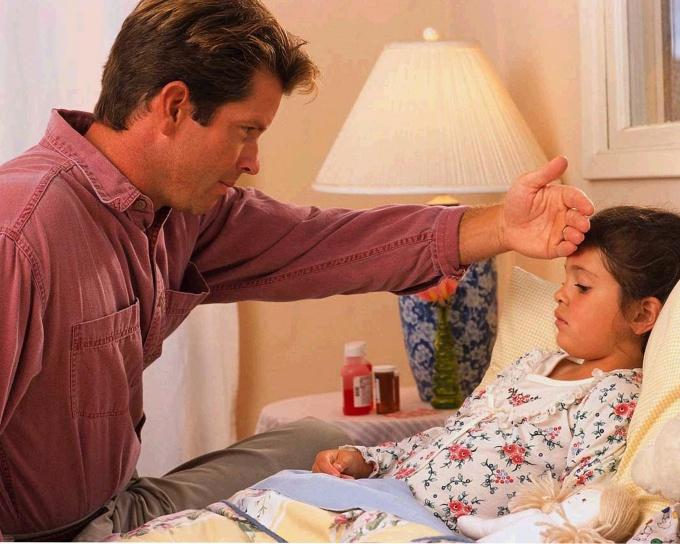 Как лечить кашель у годовалого ребенка