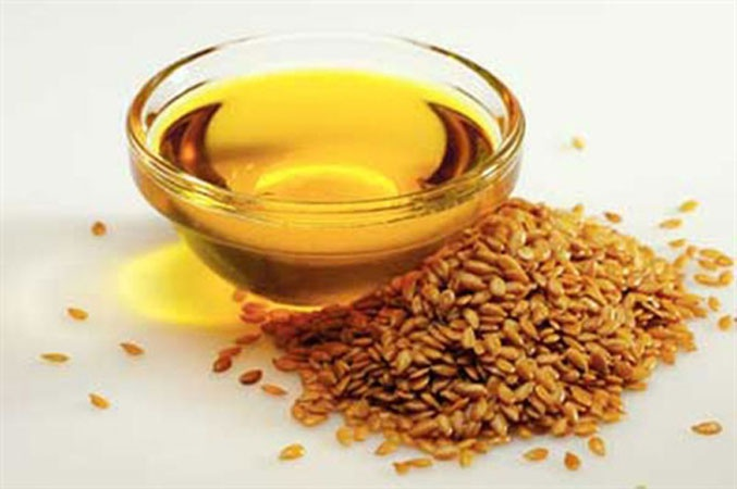 How to cook Flaxseed oil