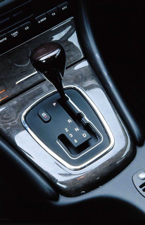 How to adjust automatic transmission