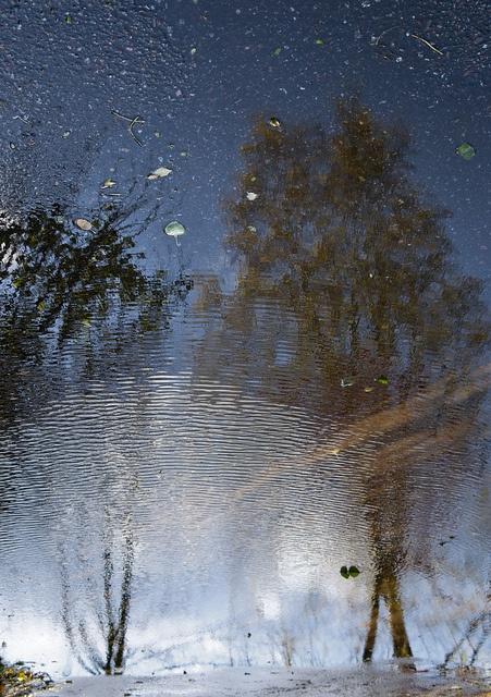 Как нарисовать отражение