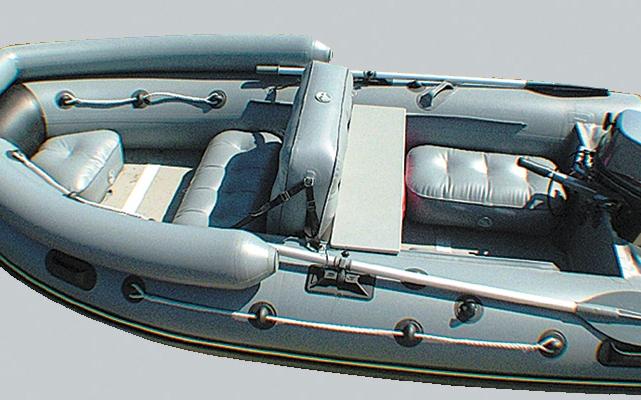 Как сделать лодку из ПВХ