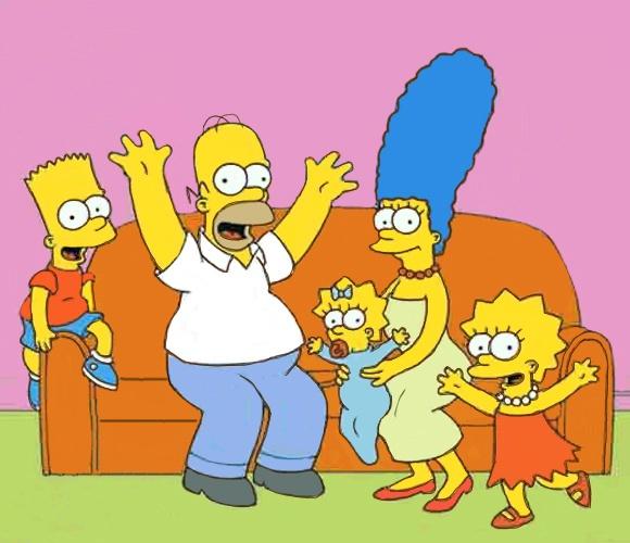 Как научиться рисовать Симпсонов