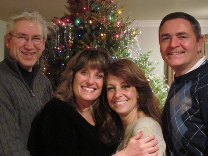 Как встретить Новый год с её родителями