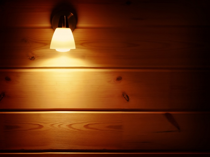Как провести свет дома