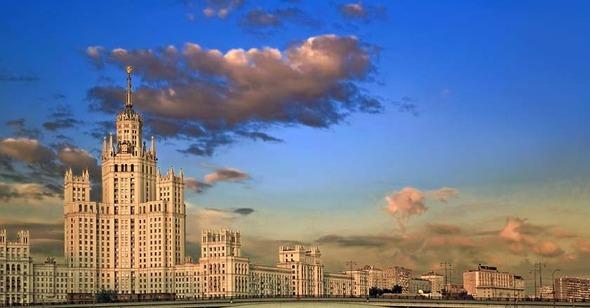 Как найти дом в Москве
