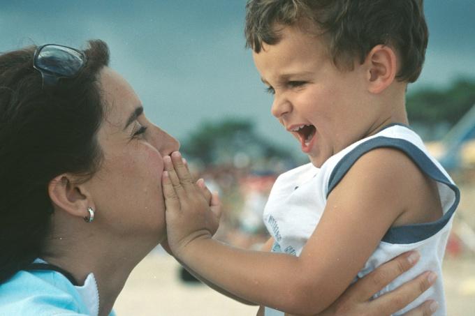 Уделяйте ребенку все свое свободное время.