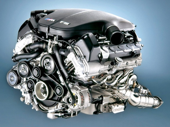 How to determine engine size