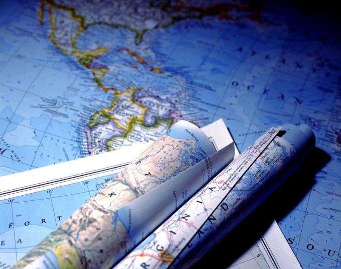 Как найти место по координатам