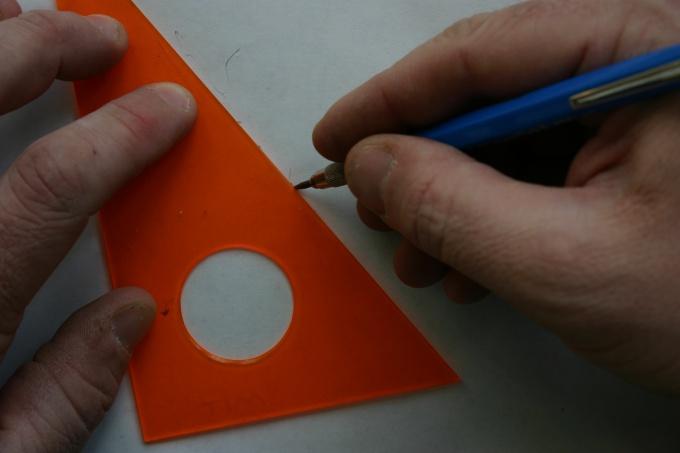 Как обнаружить синус, косинус и тангенс