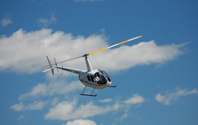 Как сделать вертолет