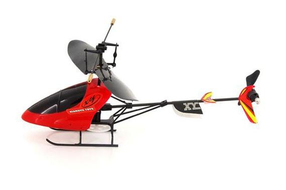 Как сделать радиоуправляемый вертолет своими руками