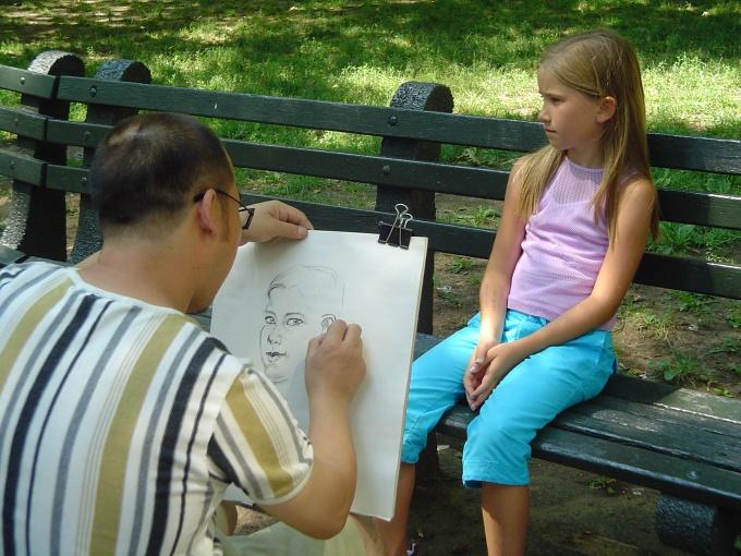 Как нарисовать красивую девушку
