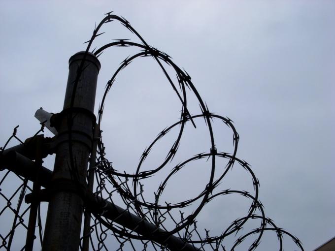 Как заходить в тюрьму
