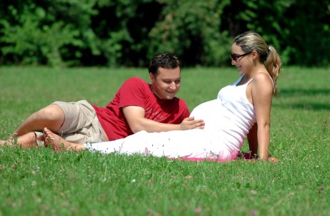 Существует несколько способов определения срока беременности