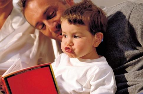 """Как научить ребенка говорить """"мама"""""""