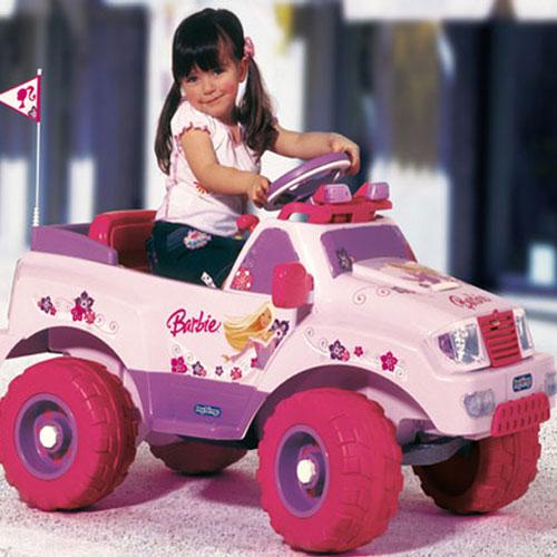Для продажи детских электромобилей вам потребуется личный склад