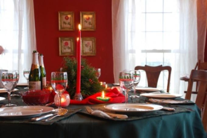 Рождество - поистине семейный праздник