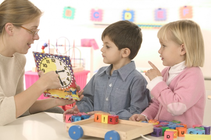 Как рассчитать зарплату воспитателя