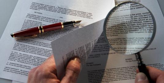 Как переводить договора