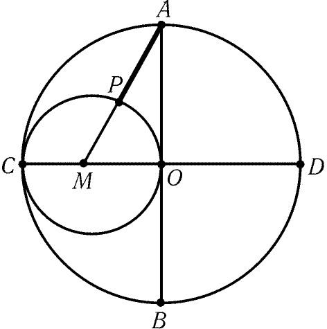 Как построить десятиугольник