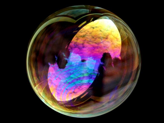 Как нарисовать пузырь