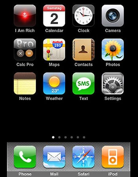 Как загружать программы на iPhone
