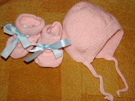 как вязать чепчик спицами вязаный чепчик для новорожденного