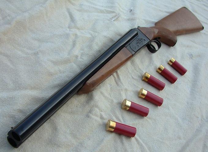 При выборе охотничьего ружья обязательно проконсультируйтесь со знатоком