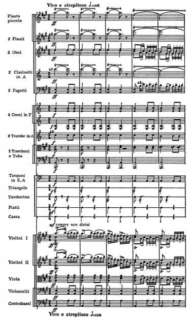В советское время любители музыки посещали филармонию с партитурами