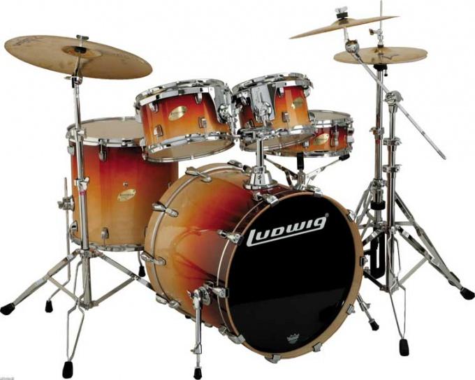Как записать барабаны