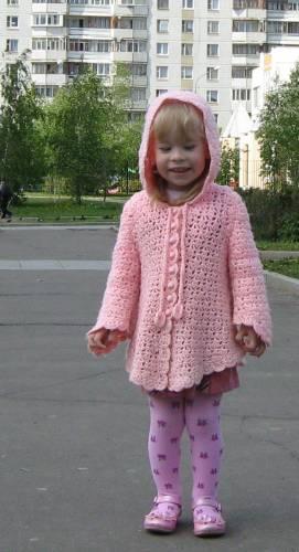 How to knit a hood crochet