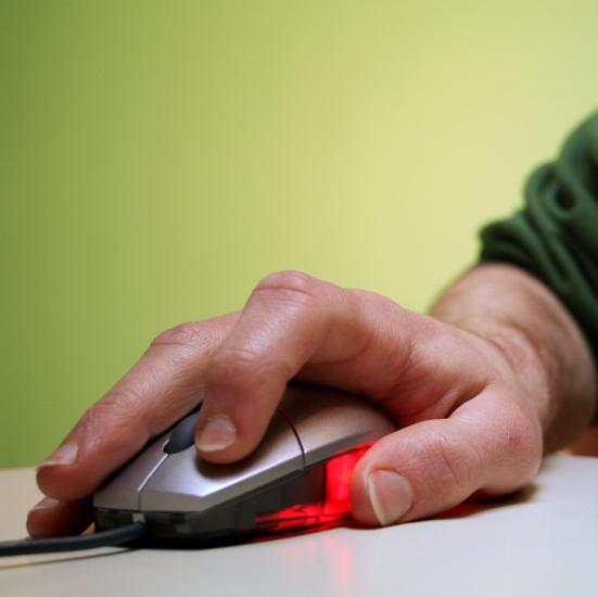 Как увеличить скорость мыши