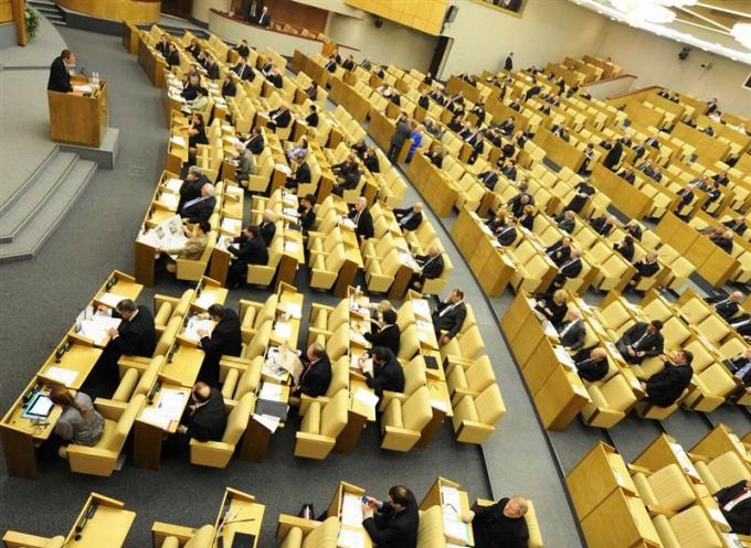 How to get into the Duma