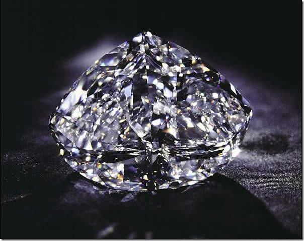 How to determine the purity of a diamond