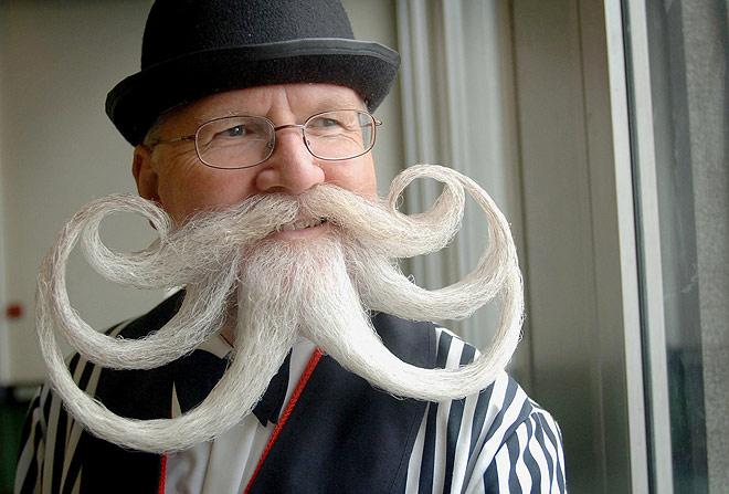 Чтобы борода выглядела эффектно, за ней нужно хорошо ухаживать.