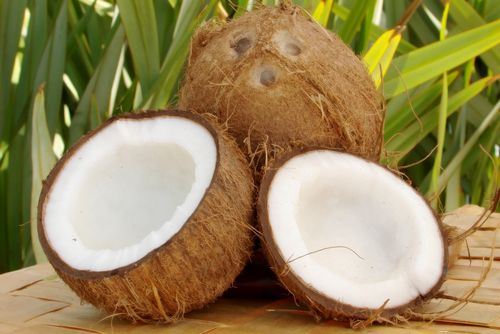 Как сломать кокос