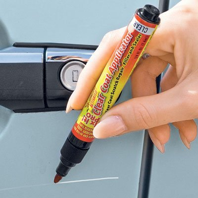 How to get rid of scratches on <b>car</b>