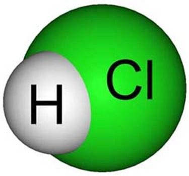 Как определить раствор соляной кислоты
