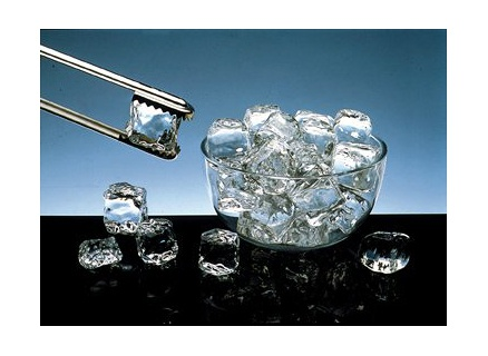 Структурированную <strong>воду</strong> можно получить изо льда.