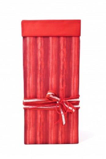 Сделайте подарок своими руками - подарите вазу-оригами